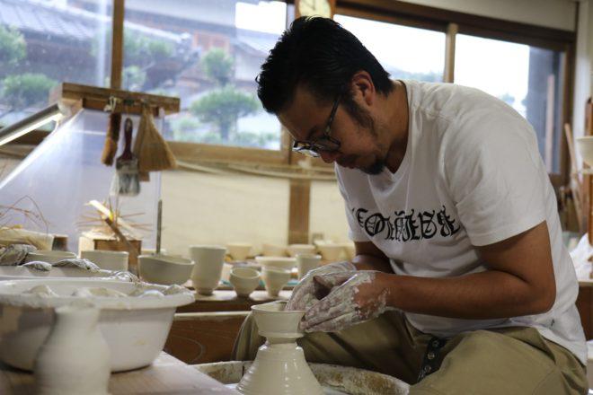 【佐賀発】ワークショップ:ろくろ体験~茶碗造り~